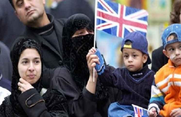 صورة ارتفاع الجرائم ضد المسلمين في لندن بعد الاعتداءات