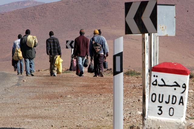 صورة دعوات أممية لمساعدة اللاجئين السوريين بالجزائر