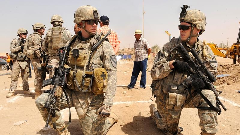 صورة هل أنشأت واشنطن قاعدة عسكرية جديدة بسوريا؟