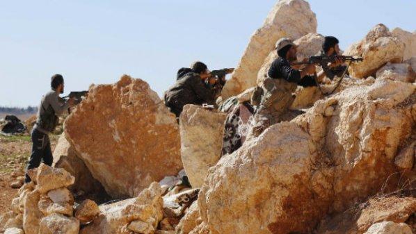 """صورة هجوم معاكس لتنظيم """"الدولة"""" على ريف حمص"""