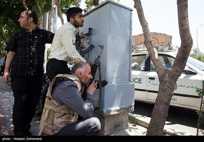 صورة محصلة هجمات تنظيم الدولة في إيران