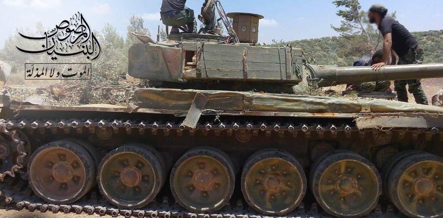 صورة الأسد يفقد 97 ضابطاً بمعارك درعا و225 عنصر
