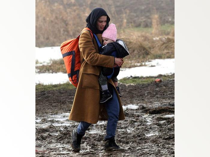 صورة قضاء 97 من فلسطينيي سوريا على دروب الهجرة