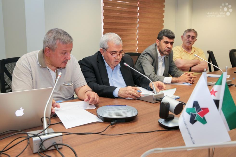 صورة الائتلاف يعلن تأييده الكامل لثوار درعا