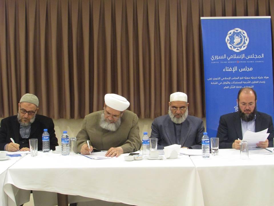 صورة المجلس الإسلامي يدعو عناصر تحرير الشام للإنشقاق عنها