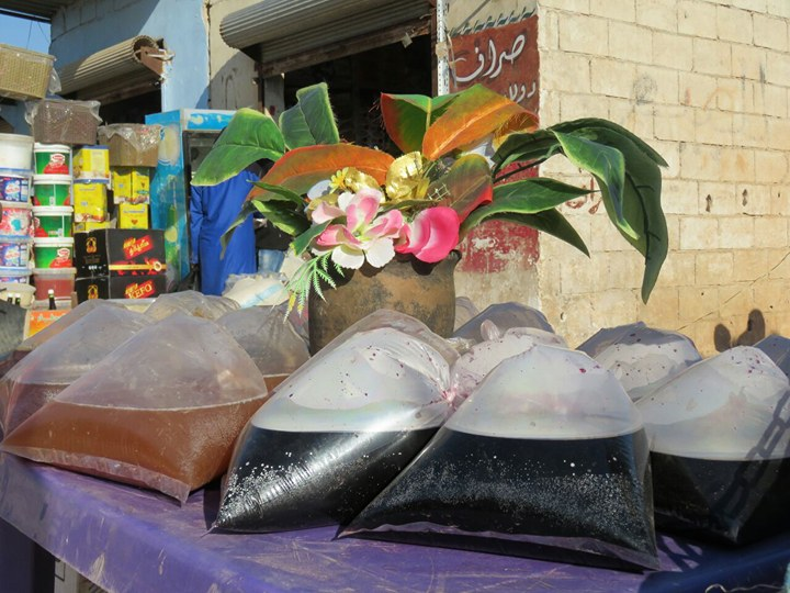 صورة رمضان إدلب..إصرار على صناعة الحياة