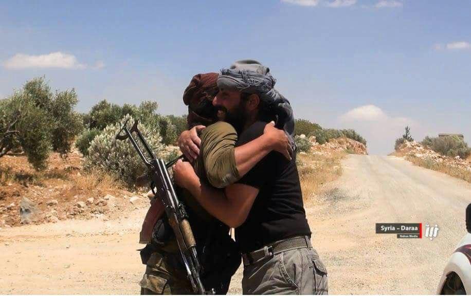 صورة هجوم موسع للأسد على درعا..باء بالفشل