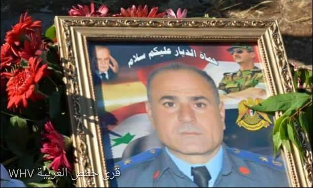 """صورة مصرع قائد حملة """"النمر"""" العسكرية على الرقة"""