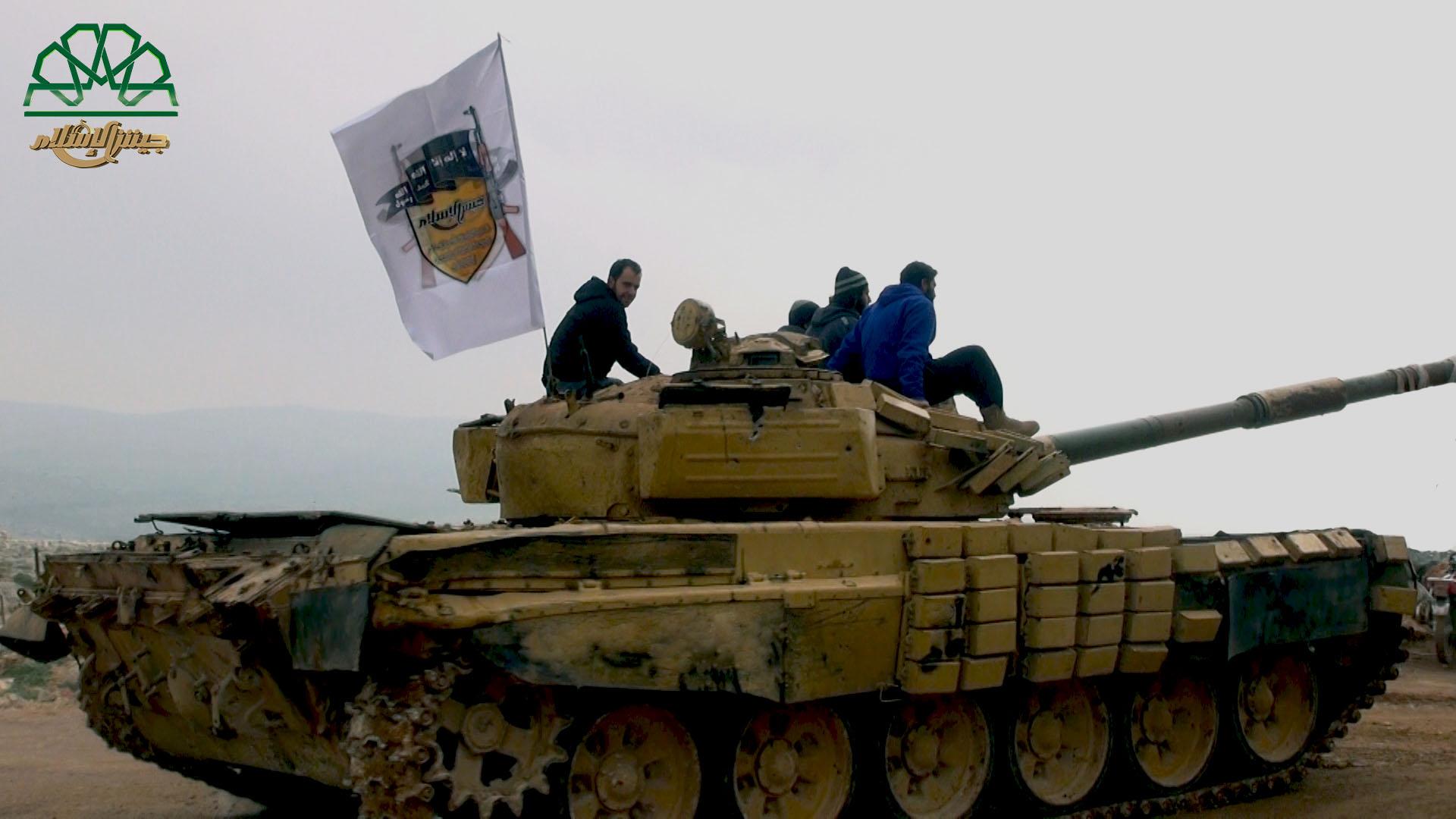 صورة جيش الإسلام: هذه خسائر النظام خلال شهر