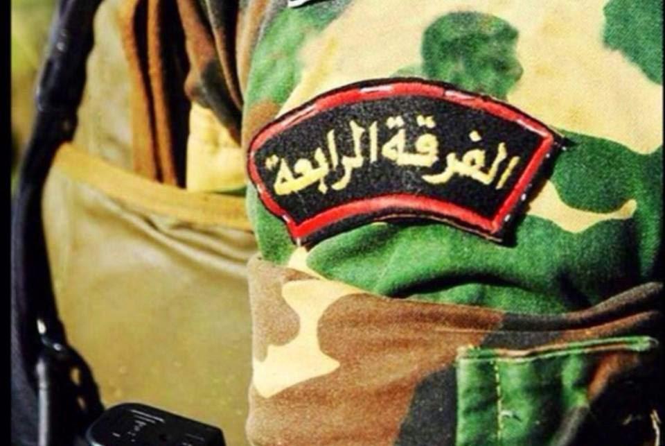 صورة ماهر الأسد يرسل فرقته الخاصة إلى درعا