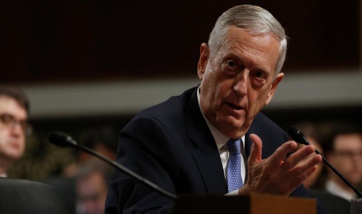 صورة الدفاع الأمريكية: نرفض زجنا بالنزاع السوري
