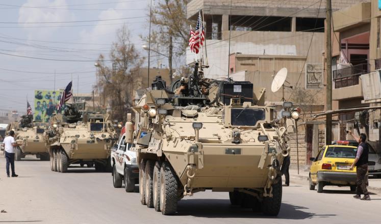 صورة هل تنزلق أميركا نحو حرب جديدة بسوريا؟