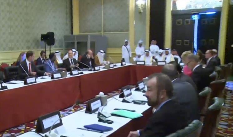 صورة الدوحة تحتضن اجتماع كبار المانحين لدعم سوريا
