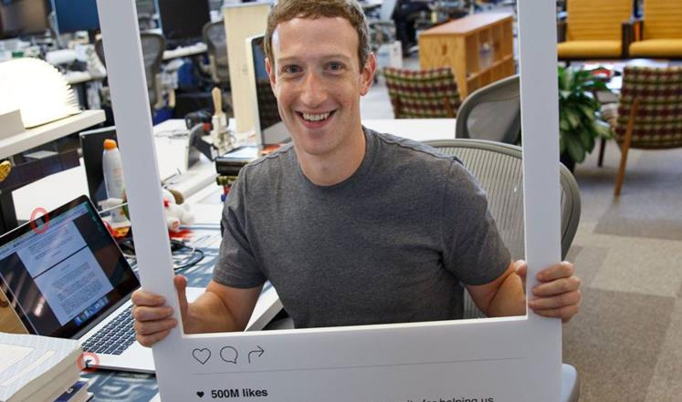 """صورة كاميرات الهواتف """"عين"""" فيسبوك لاكتشافك!"""