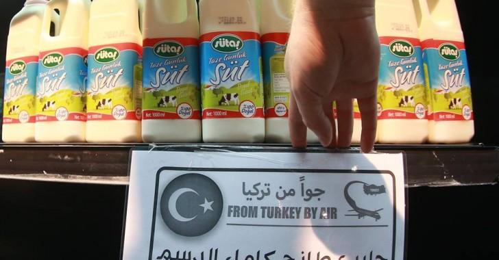 صورة الصادرات التركية لقطر ترتفع إلى ثلاثة أمثال