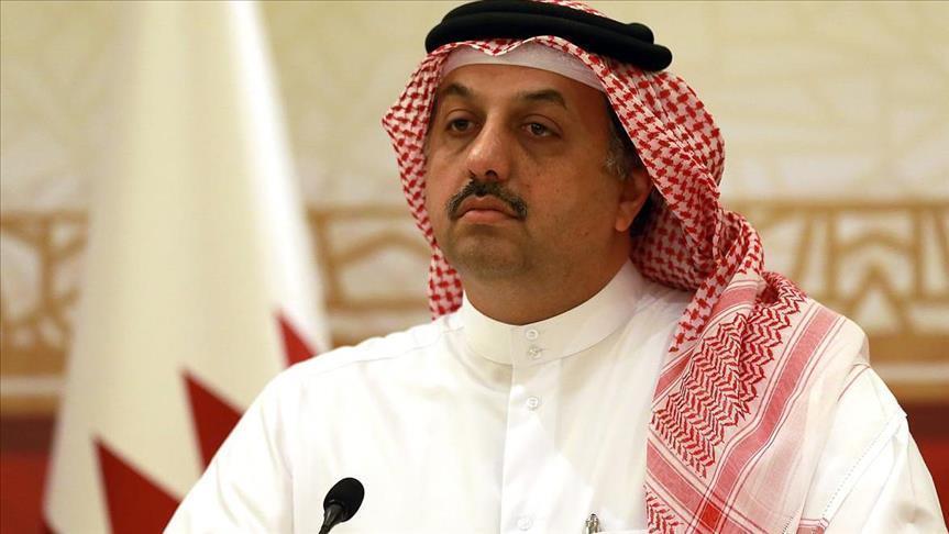 """صورة الدفاع القطرية: نتعرض لـ """"إعلان حرب دون دماء"""""""
