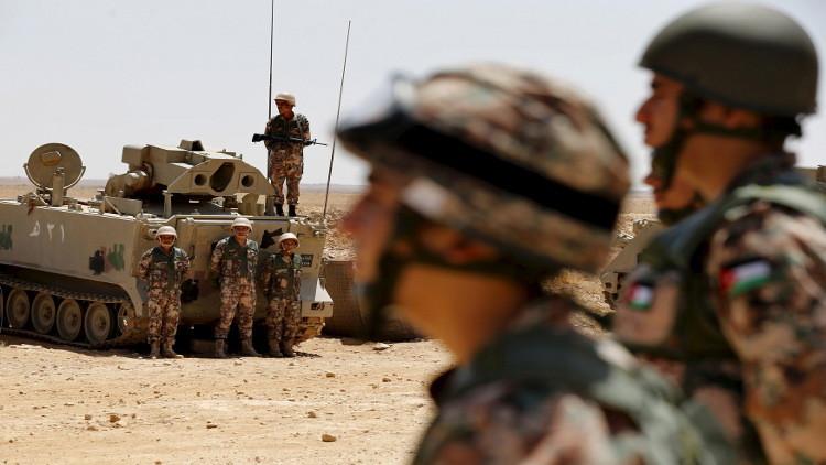 صورة الجيش الأردني يحبط هجوما على الحدود السورية