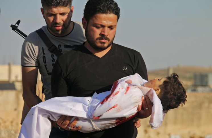 صورة الجيش الامريكي يعترف بقتل 484 مدنيا بالعراق وسوريا