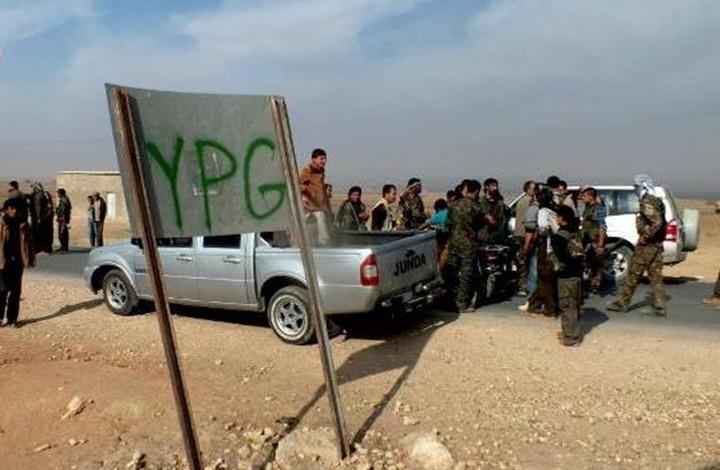 صورة الوحدات الكردية تختطف عشرات المدنيين
