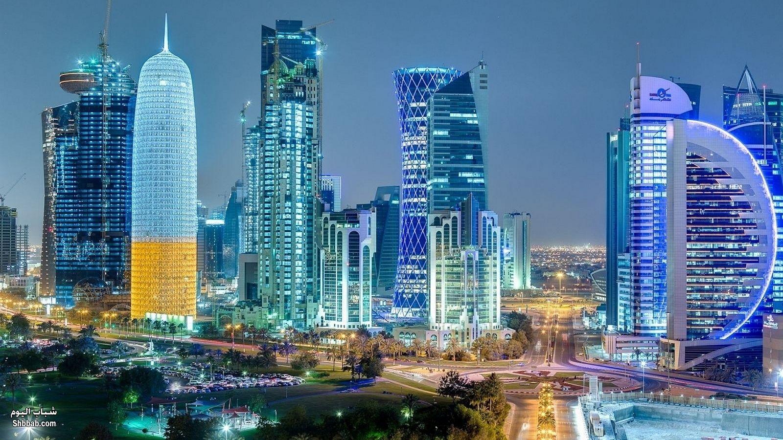 صورة 100 عالم: مقاطعة قطر حرام شرعا