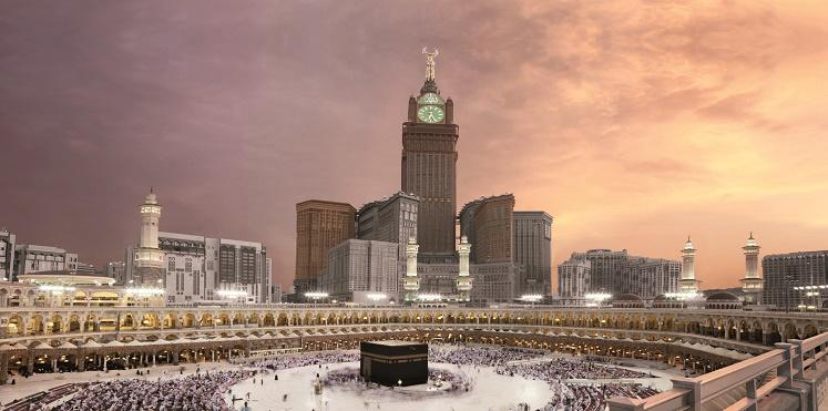 """صورة السعودية تعلن إحباط هجوم """"إرهابي"""" استهدف المسجد الحرام"""