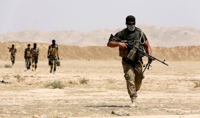 صورة الحشد العراقي يتوغل 50كم داخل سوريا