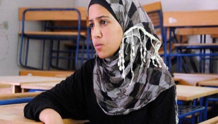 """صورة تعيين لاجئة سورية """"سفيرة"""" للنوايا الحسنة"""