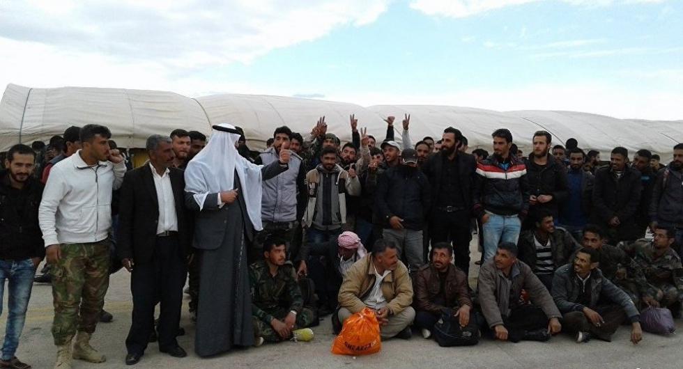صورة على غرار العراق..حشد شعبي سوري بقيادة إيران!