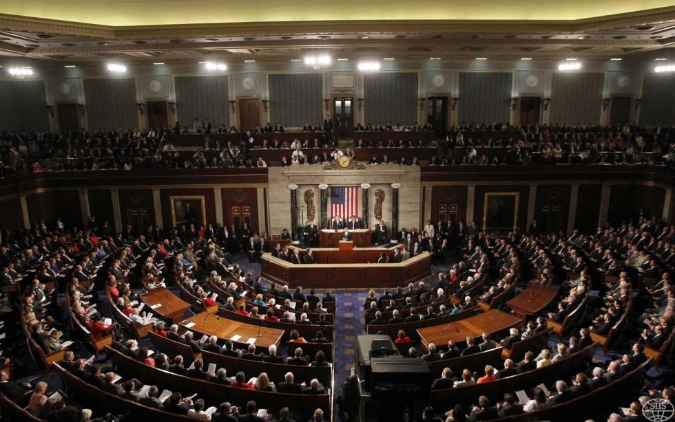 صورة مشروع قانون أمريكي لتحقيق العدالة في سورية