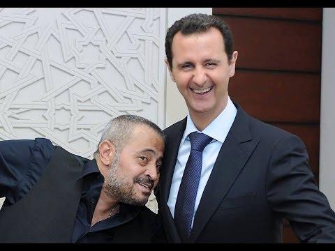 """صورة تأييد """"وسوف"""" للأسد يحرمه من الغناء بلبنان"""