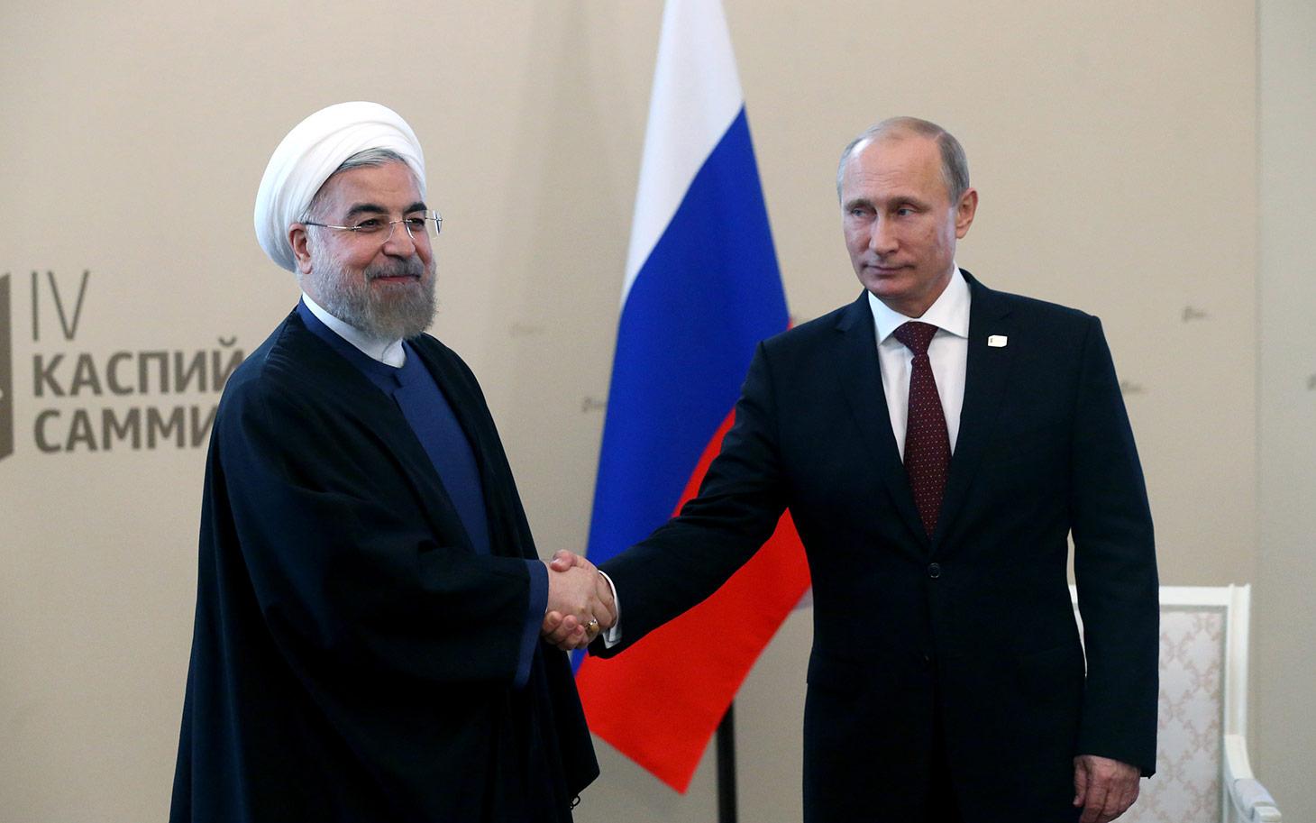 صورة مشروع أمريكي لفرض عقوبات تطال موسكو وطهران