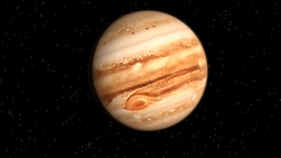 """صورة ستذهلك النتيجة.. كم هو عمر كوكب """"المشتري""""؟"""
