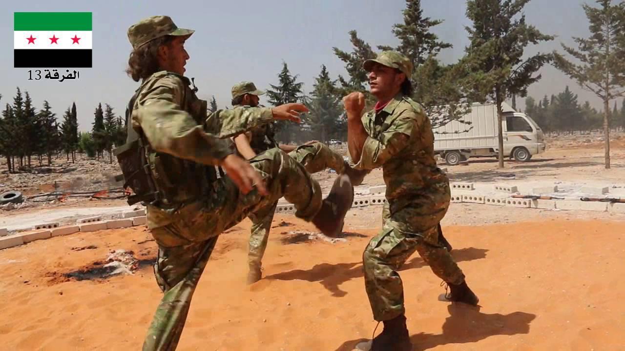 """صورة """"تحرير الشام"""" تنهي """"الفرقة 13"""" بالكامل"""