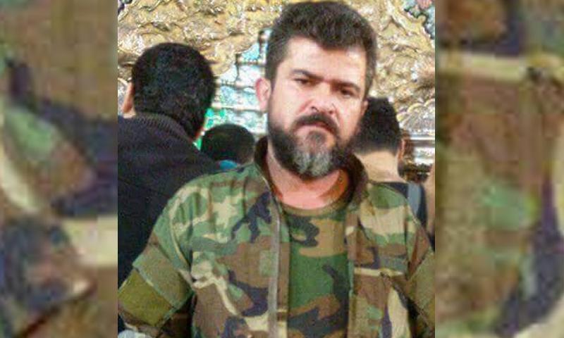 """صورة ميليشيا لـ""""البعث"""" اللبناني تساند الأسد بدرعا"""