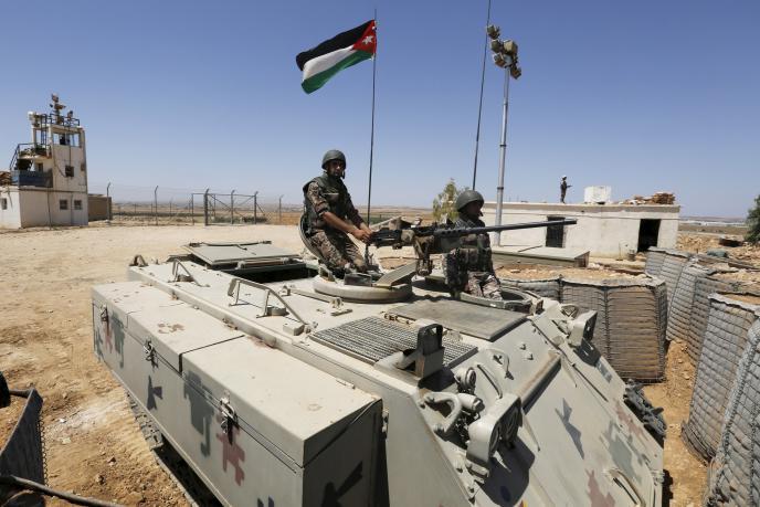 صورة الأردن: لا تدخل عسكري في سوريا