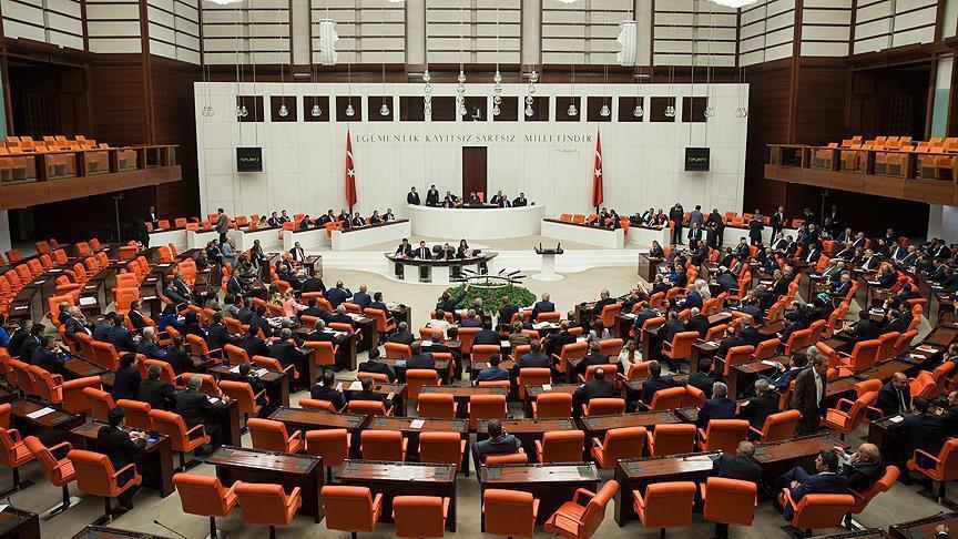 صورة البرلمان التركي يوافق على نشر قوات مسلحة بقطر