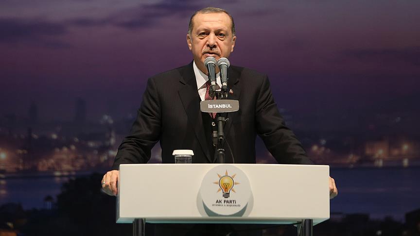 صورة أردوغان: البعض منزعج من دعمنا لقطر..لكننا مستمرون