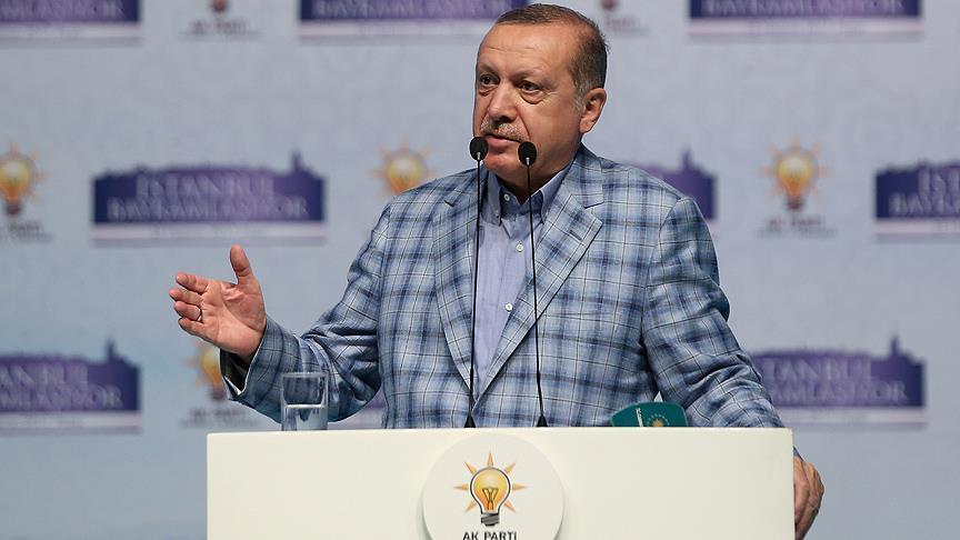 """صورة أردوغان: أوقفنا """"الحزام الإرهابي"""" على الحدود مع سوريا"""