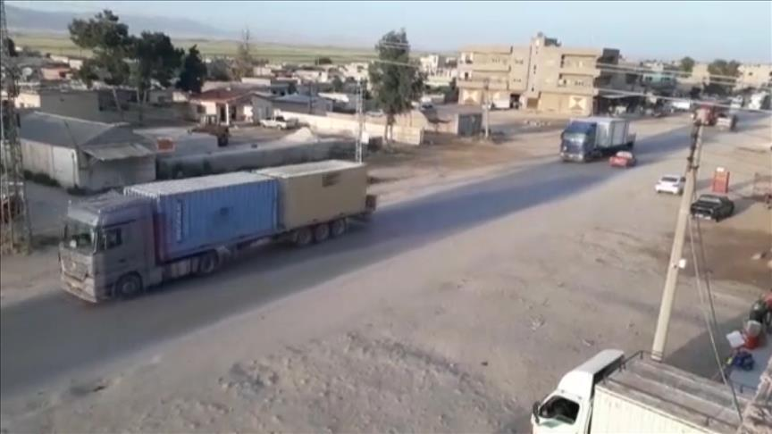 صورة واشنطن تسلح الأكرد مجدداً شمالي سوريا