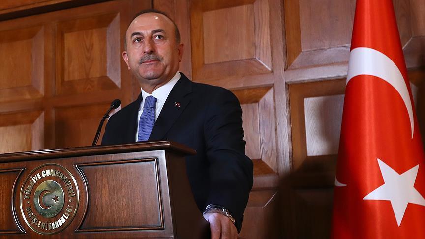 صورة الخارجية التركية: قطر تعاملت مع الأزمة بحكمة وهدوء