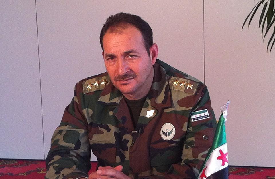 صورة مضمون مبادرة تشكيل جيش وطني موحد في سوريا