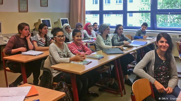 صورة لا عطلة مدرسية للاجئين في ولاية ألمانية..السبب؟
