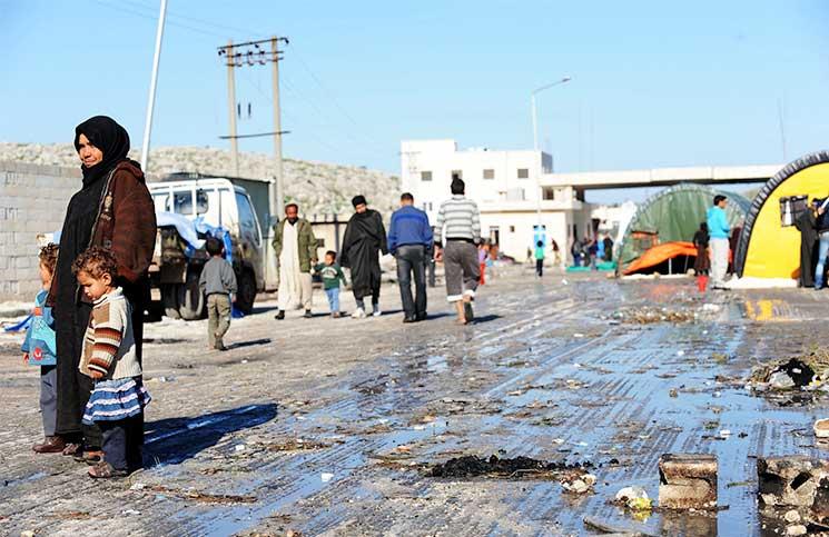 صورة عندما تفتت الحرب العائلات السورية..دير الزور مثال