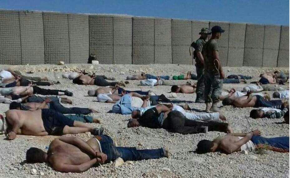 صورة الجيش اللبناني يقتل لاجئين سوريين ويعتقل المئات