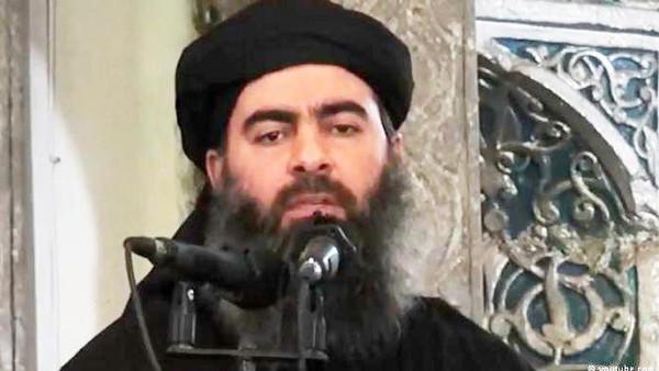 صورة البغدادي لا يزال يقود تنظيم الدولة