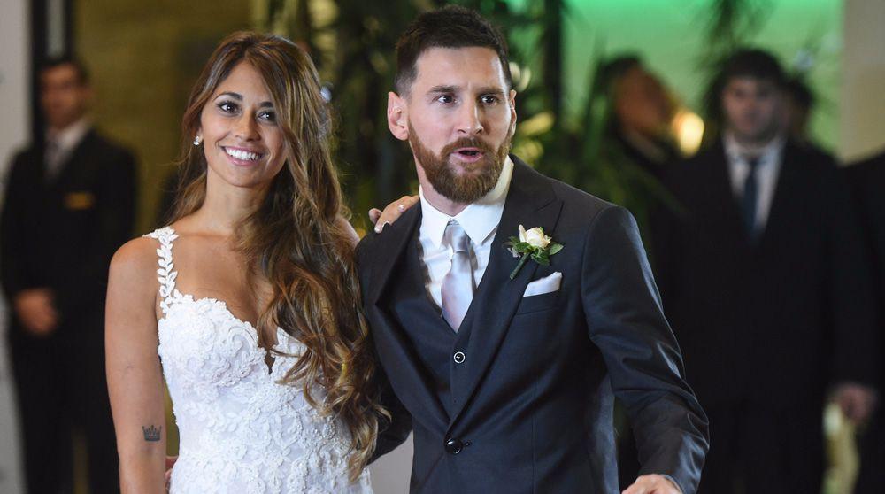 صورة بعد زفافه، ميسي يعود سريعاً لتجديد عقده مع برشلونة