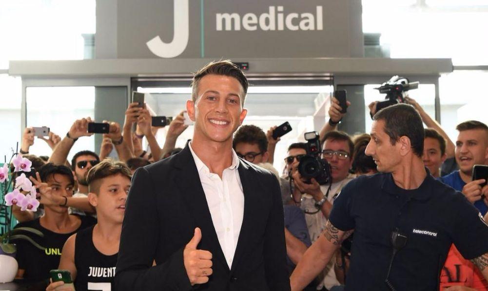 """صورة يوفنتوس يضم الإيطالي """"فيدريكو بيرناردسكي"""""""