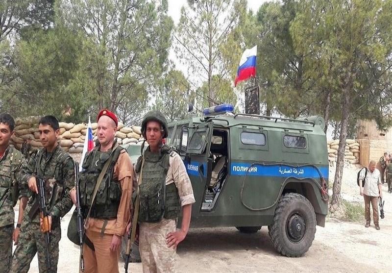 """صورة وفد روسي إيراني بـ""""عفرين""""..العملية التركية لن تمر مرور الكرام"""