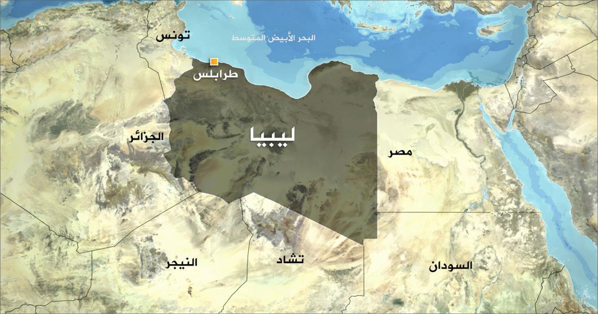 صورة اختطاف عدد من اللاجئين السوريين في ليبيا