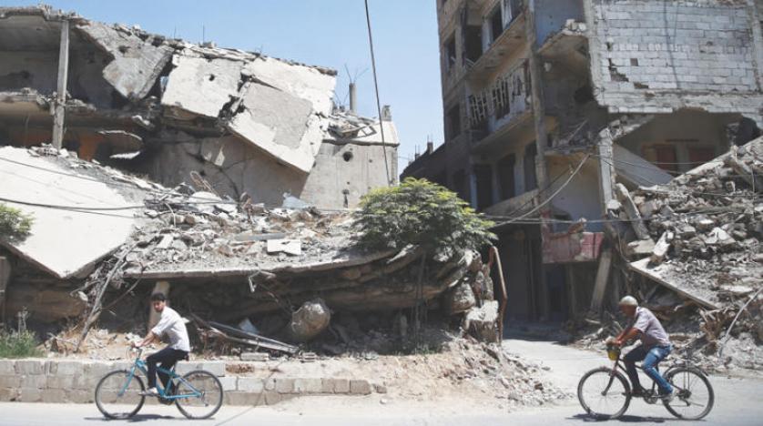 صورة الجربا «عرّاب» هدنة الغوطة (تفاصيل هامة)